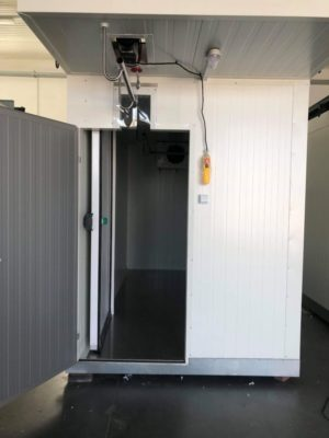 Mobile Wildkammer 4x2